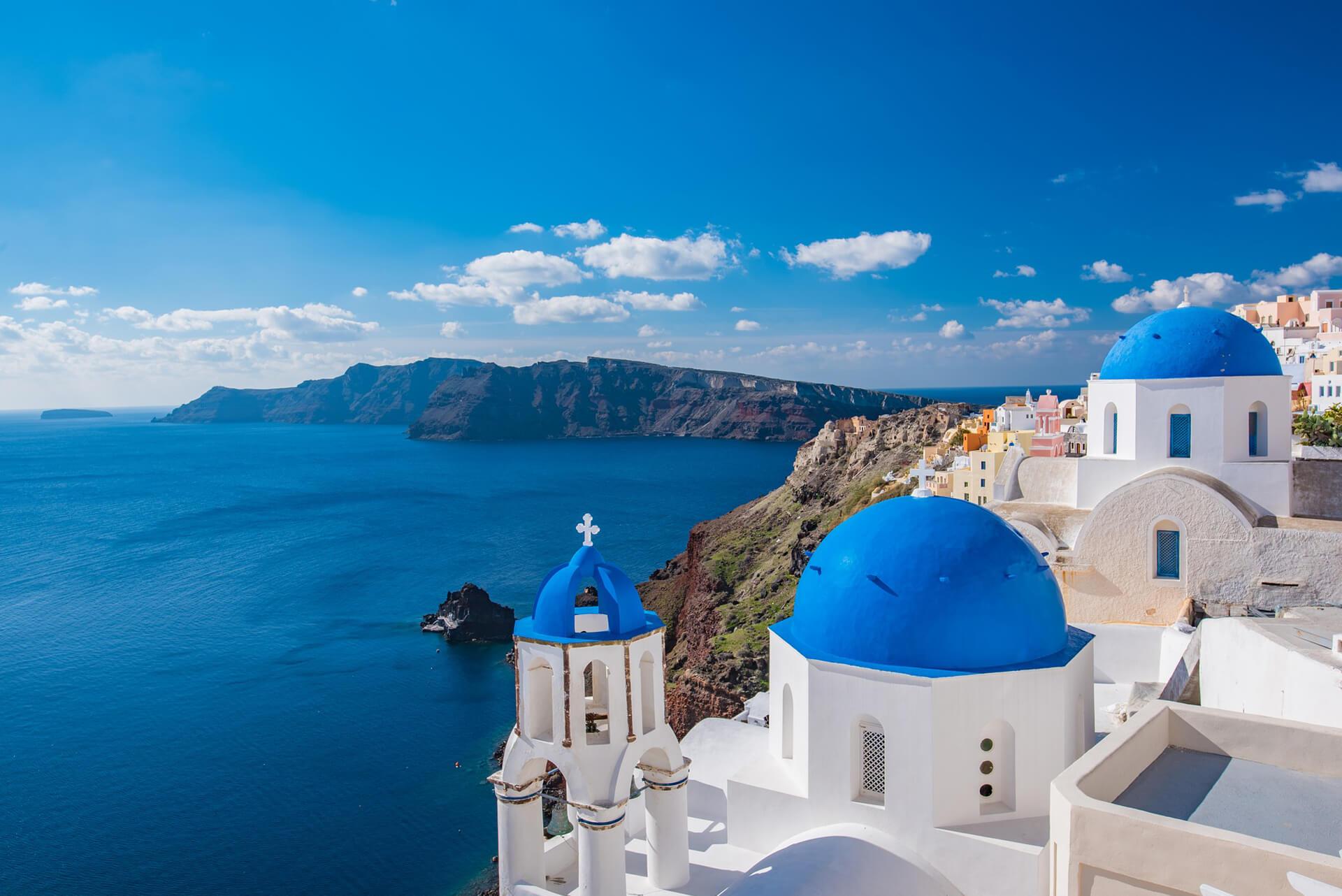 Cyclades | Santorini Breathtaking Views